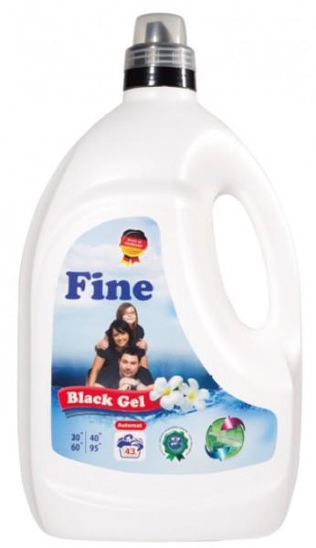Fine Black Gel