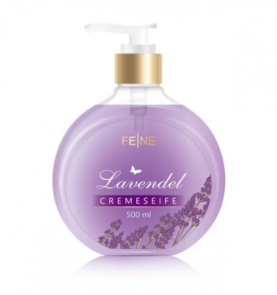 Cremeseife Lavendel